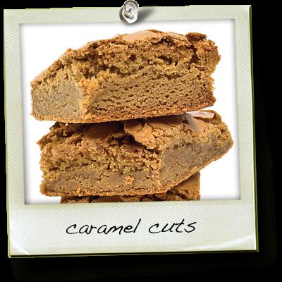 Caramel Cuts